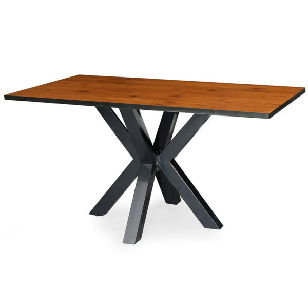 Demonte Dining Table Its classic and modern designs suit every decoration style! Dining and kitchen tables, with different color options, are in Avantaj Metal