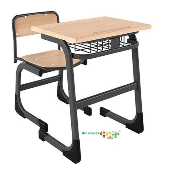 School Desk Single Person High School Type