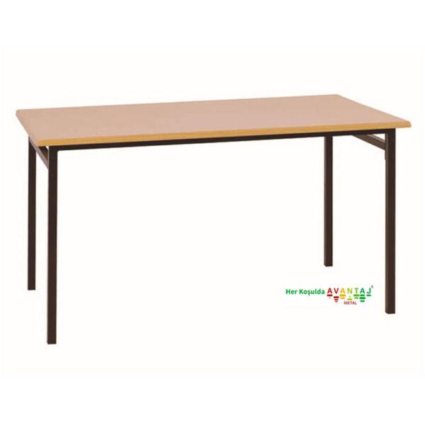 Werzalit Yemek Masası 80 x 120 cm klasik ve modern tasarımları ile her dekorasyon tarzına uygun! Yemek ve mutfak masası farklı renk seçenekleri ile Avantaj Metal'de.