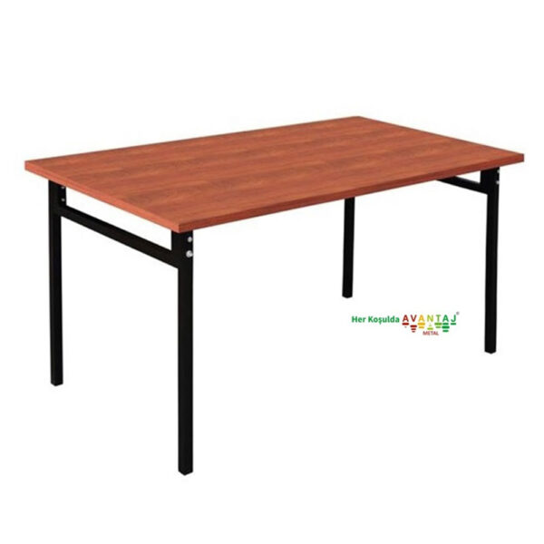 Yemek Masası 80 x 160 cm klasik ve modern tasarımları ile her dekorasyon tarzına uygun! Yemek ve mutfak masası farklı renk seçenekleri ile Avantaj Metal'de.